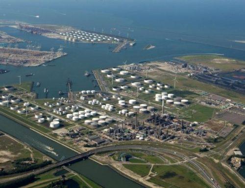 BP Rotterdam Refinery: