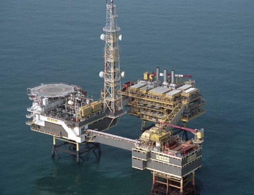 Total K5CC offshore platform